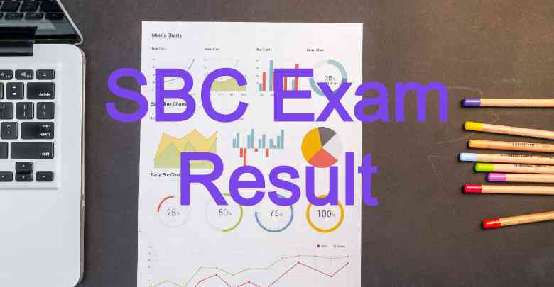SBC Result Sadharan Bima Corporation Exam Result